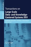 Transactions on Large-Scale Data- and Knowledge-Centered Systems XXV (eBook, PDF)
