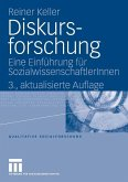 Diskursforschung (eBook, PDF)
