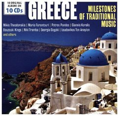 Greece-Milestones Of Traditional Music - Diverse