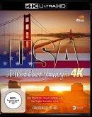 USA - A West Coast Journey (4K Ultra HD)