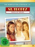 St. Tropez - Sous le Soleil, Die kompletten Staffeln 1-4 (28 Discs)