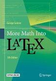 More Math Into LaTeX (eBook, PDF)