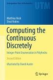 Computing the Continuous Discretely (eBook, PDF)