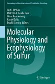 Molecular Physiology and Ecophysiology of Sulfur (eBook, PDF)