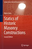 Statics of Historic Masonry Constructions (eBook, PDF)