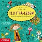 Das reinste Katzentheater / Mein Lotta-Leben Bd.9 (MP3-Download)