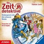 Shakespeare und die schwarze Maske / Die Zeitdetektive Bd.35 (MP3-Download)