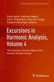 Excursions in Harmonic Analysis, Volume 4 (eBook, PDF)