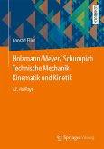 Holzmann/Meyer/Schumpich Technische Mechanik Kinematik und Kinetik (eBook, PDF)