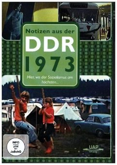 Notizen aus der DDR 1973 - Hier wo der Sozialismus am höchsten ..., 1 DVD