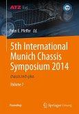 5th International Munich Chassis Symposium 2014 (eBook, PDF)