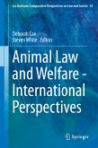 Animal Law and Welfare - International Perspectives (eBook, PDF)