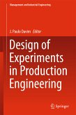 Design of Experiments in Production Engineering (eBook, PDF)