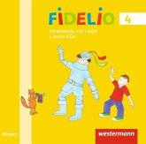 Fidelio Musikbücher 4. Hörbeispiele. CD. Bayern