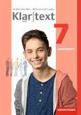 Klartext 7. Arbeitsheft. Differenzierende Ausgabe. Nordrhein-Westfalen