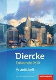 Diercke Erdkunde 9 / 10. Arbeitsheft. Gymnasien. G9. Niedersachsen