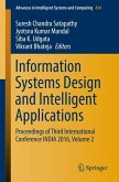 Information Systems Design and Intelligent Applications (eBook, PDF)