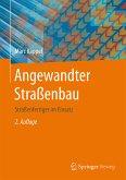 Angewandter Straßenbau (eBook, PDF)