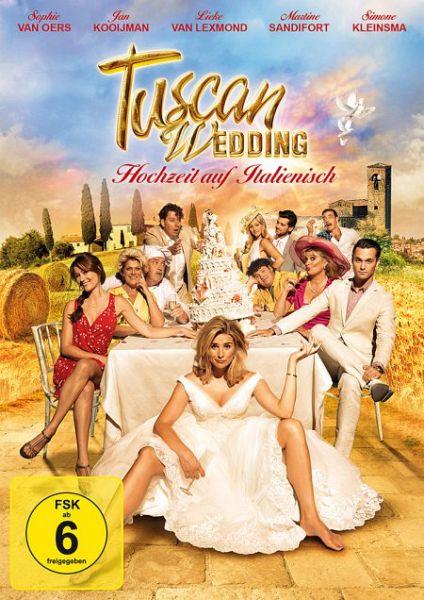 tuscan wedding hochzeit auf italienisch film auf dvd b. Black Bedroom Furniture Sets. Home Design Ideas