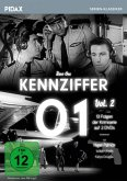Kennziffer 01 - Vol. 2 (2 Discs)