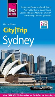 Reise Know-How CityTrip Sydney (eBook, PDF) - Gilissen, Elfi H. M.