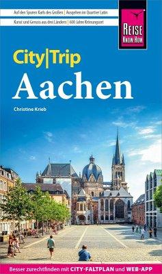 Reise Know-How CityTrip Aachen (eBook, PDF) - Krieb, Christine