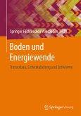 Boden und Energiewende (eBook, PDF)