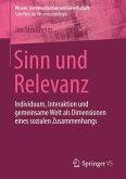 Sinn und Relevanz (eBook, PDF)
