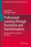 Professional Learning Through Transitions and Transformations (eBook, PDF)