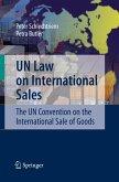 UN Law on International Sales (eBook, PDF)