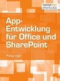 App-Entwicklung für Office und SharePoint (eBook, ePUB)