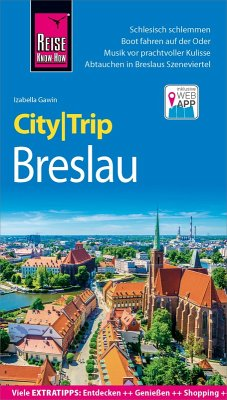 Reise Know-How CityTrip Breslau (eBook, PDF) - Gawin, Izabella
