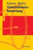 Unternehmensbewertung (eBook, PDF)