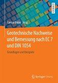 Geotechnische Nachweise und Bemessung nach EC 7 und DIN 1054 (eBook, PDF)