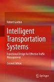 Intelligent Transportation Systems (eBook, PDF)