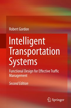 Intelligent Transportation Systems (eBook, PDF) - Gordon, Robert
