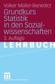 Grundkurs Statistik in den Sozialwissenschaften (eBook, PDF)