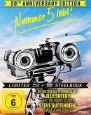 Nummer 5 lebt! (Limited Steelbook, + DVD)