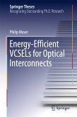 Energy-Efficient VCSELs for Optical Interconnects (eBook, PDF)