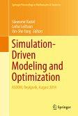 Simulation-Driven Modeling and Optimization (eBook, PDF)