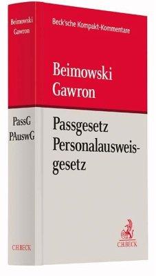 Passgesetz, Personalausweisgesetz