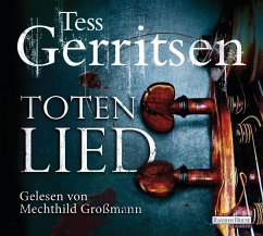Totenlied, 1 MP3-CD - Gerritsen, Tess