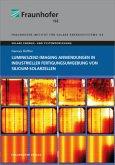 Lumineszenz-Imaging Anwendungen in industrieller Fertigungsumgebung von Silicium-Solarzellen.