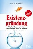 Existenzgründung (eBook, PDF)