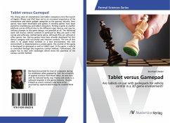 Tablet versus Gamepad