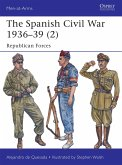 The Spanish Civil War 1936-39 (2) (eBook, ePUB)