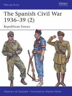 The Spanish Civil War 1936-39 (2) (eBook, ePUB) - De Quesada, Alejandro