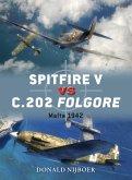 Spitfire V vs C.202 Folgore (eBook, ePUB)
