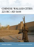 Chinese Walled Cities 221 BC- AD 1644 (eBook, ePUB)