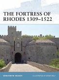 The Fortress of Rhodes 1309-1522 (eBook, ePUB)
